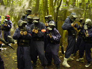 Paintball Oswestry