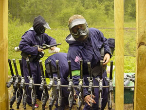 Paintball Bodenham, Hereford