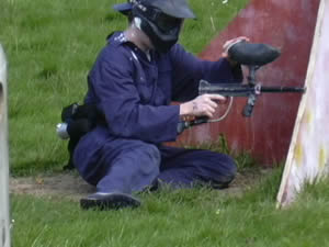 Paintball Bricketwood, St Albans