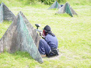 Paintball Ashford