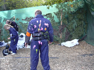 Paintballing Bradford